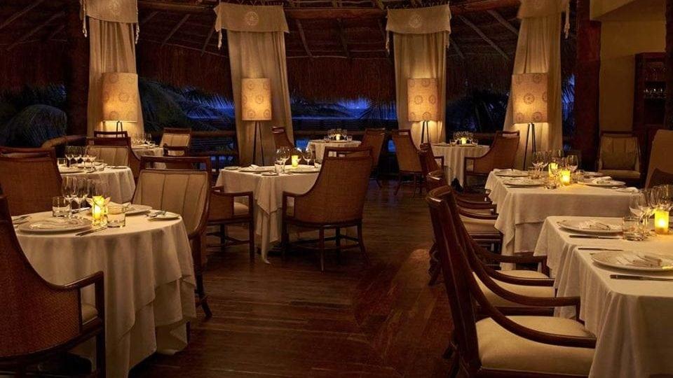 Destinos con sabor: La Marea, en Viceroy Riviera Maya