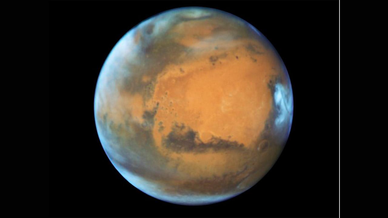 Nave espacial china llegará a Marte en mayo