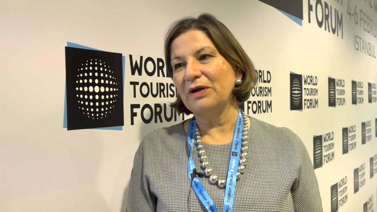 Embajador en EU felicita a su eventual sucesora, Martha Bárcena