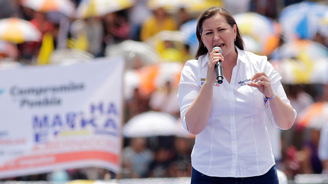 Tribunal ratifica a Martha Erika como gobernadora electa de Puebla
