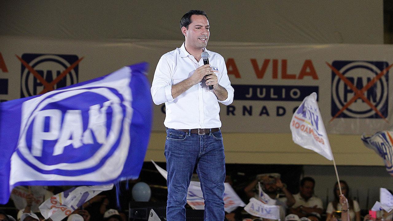 PAN defenderá triunfo de su candidato al gobierno de Yucatán