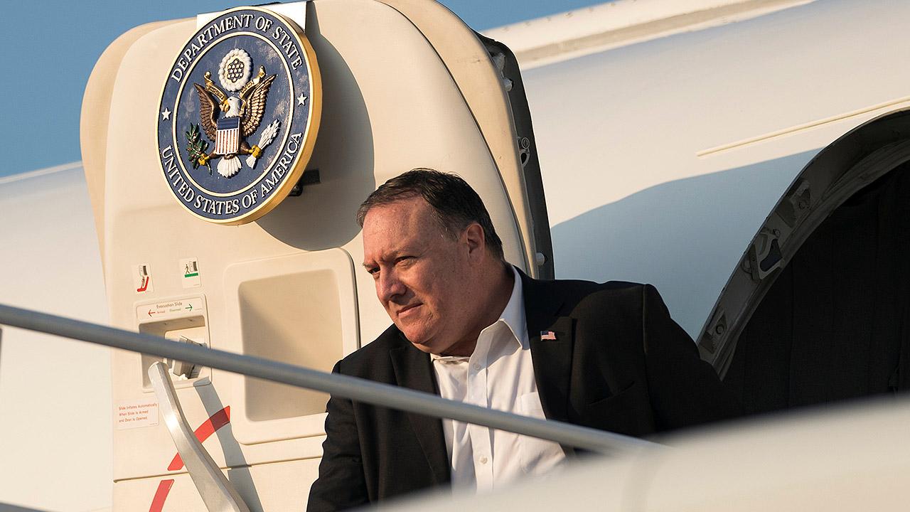 Pompeo viajará a México y Panamá por tema de Venezuela