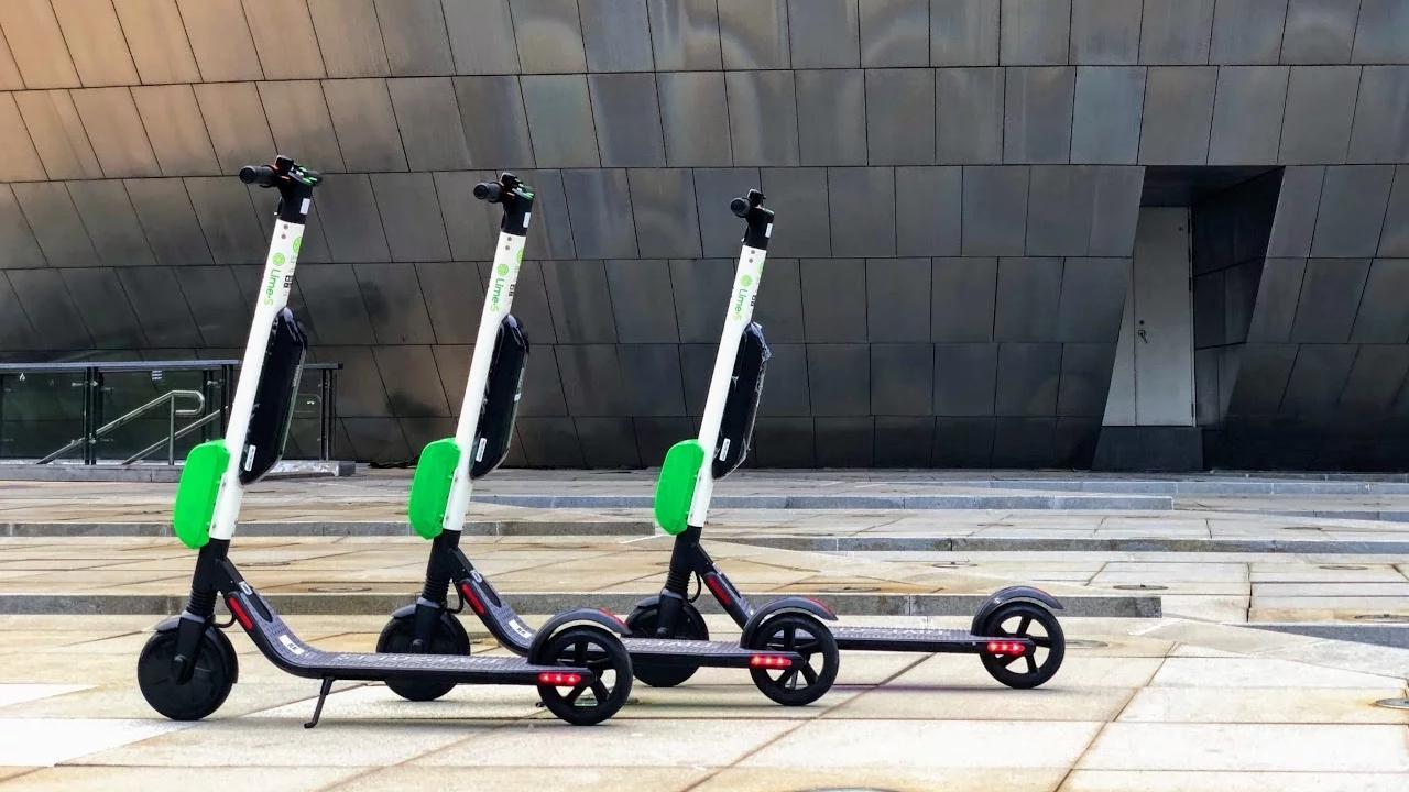 Monopatines eléctricos de Lime llaman la atención de Uber y Alphabet