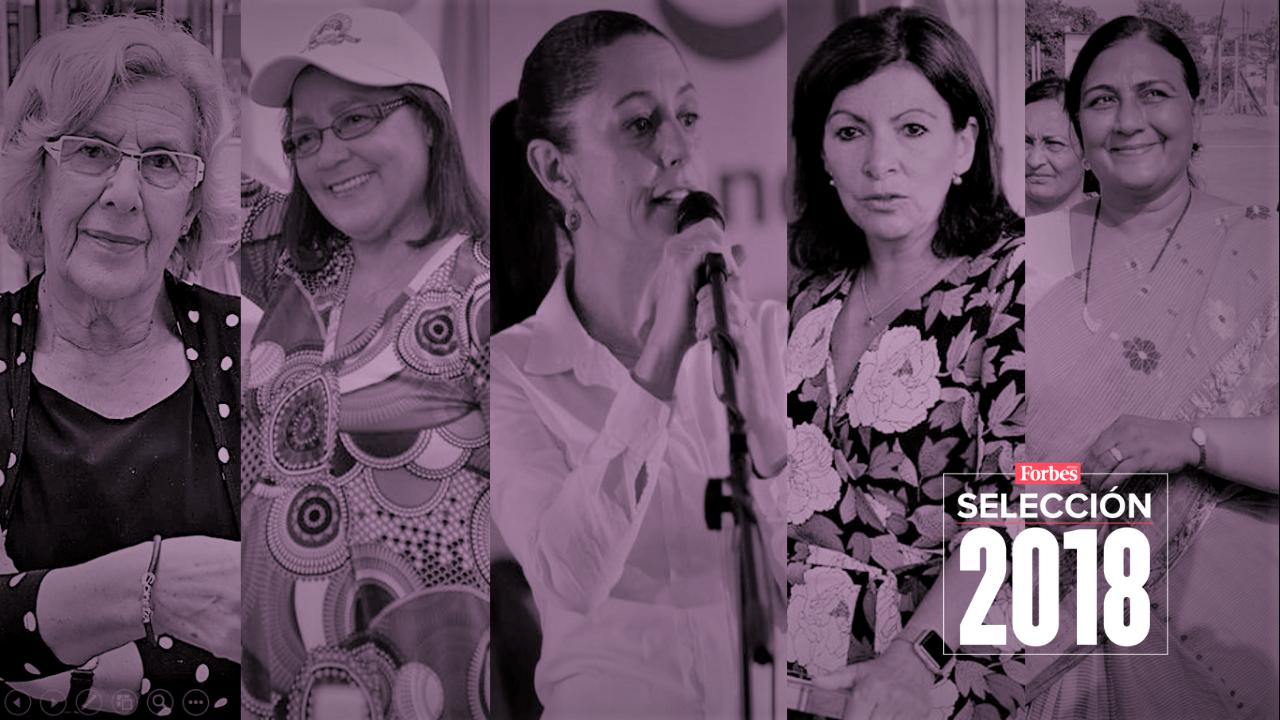 Selección 2018 | La CDMX se une al club de capitales lideradas por mujeres