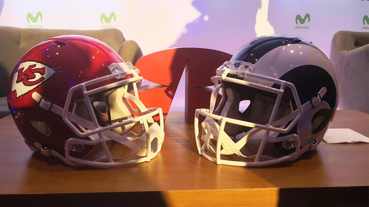 Con partido entre Rams y Chiefs, la NFL busca repetir el éxito en México