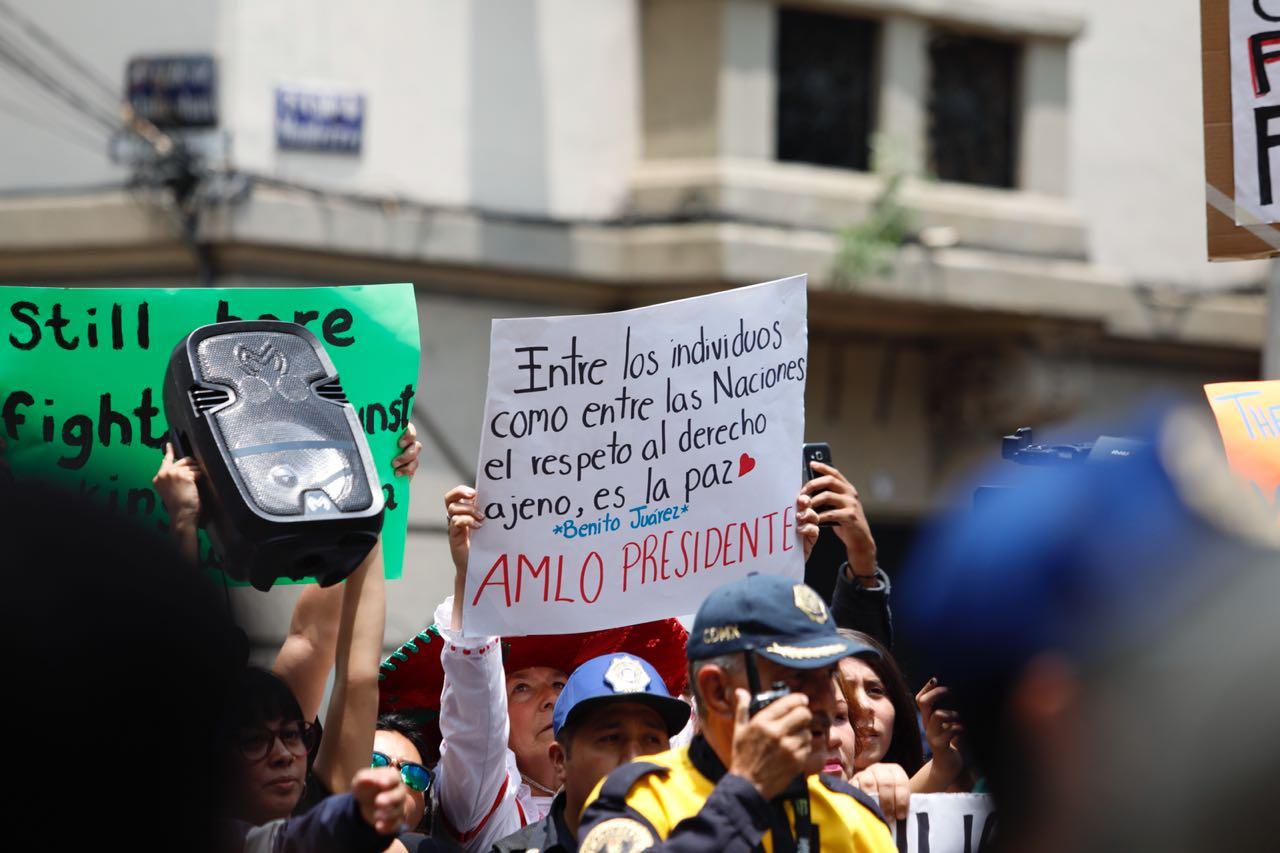 Piden a gobierno de AMLO y Trump atención a migrantes y deportados