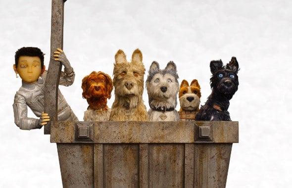 'Isla de Perros' rompe récord de taquilla en la Cineteca Nacional