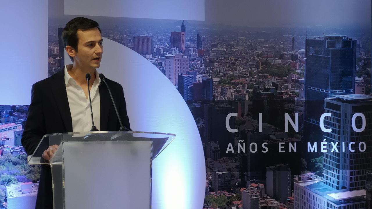 Uber celebra 5 años en México con los conductores al centro