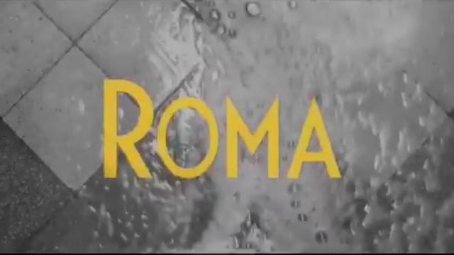 Alfonso Cuarón Netflix Roma