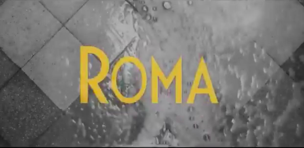 """""""Roma"""" lidera las apuestas online a Mejor Película y Mejor Director"""