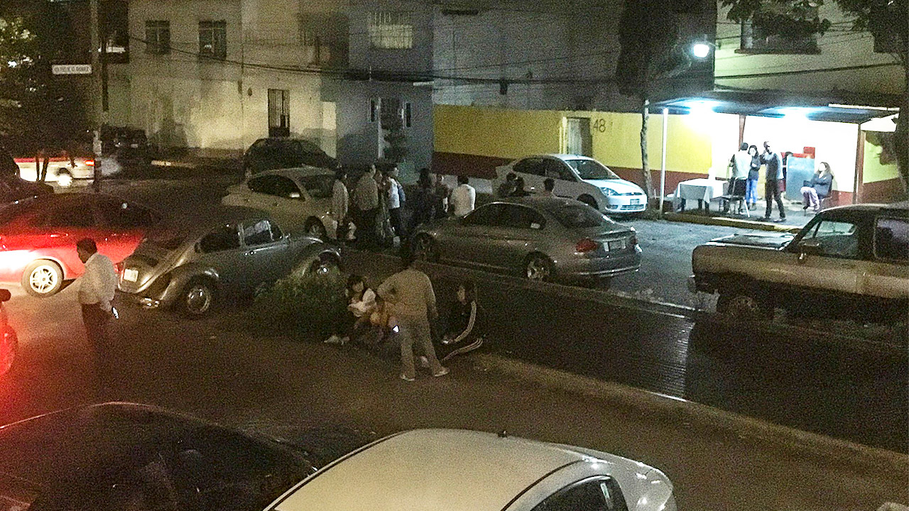 Reportan sismo de magnitud 2.8 en delegación Magdalena Contreras