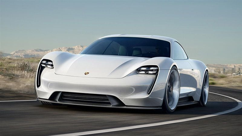 Hasta 2020 llegará a México el eléctrico Taycan de Porsche
