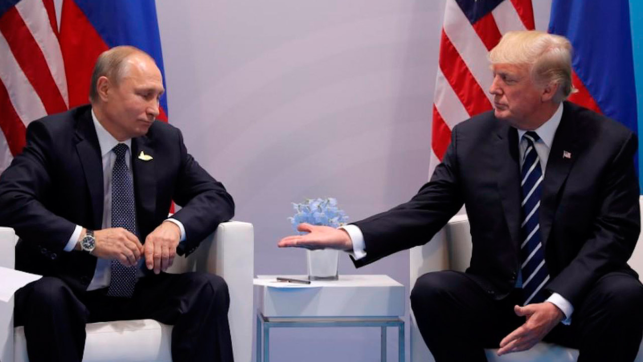 Trump pide agendar visita de Putin a Washington