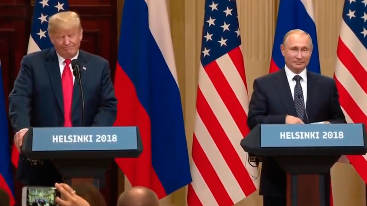 Reunión con el presidente de Rusia fue productiva: Trump