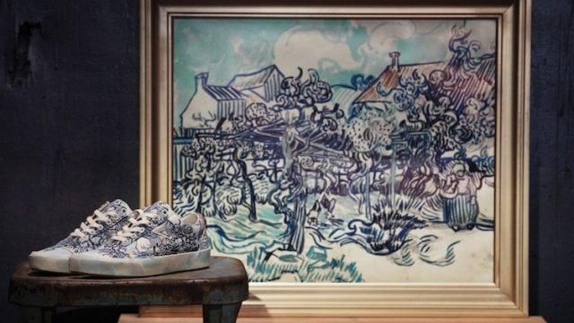 Vang Gogh Vans