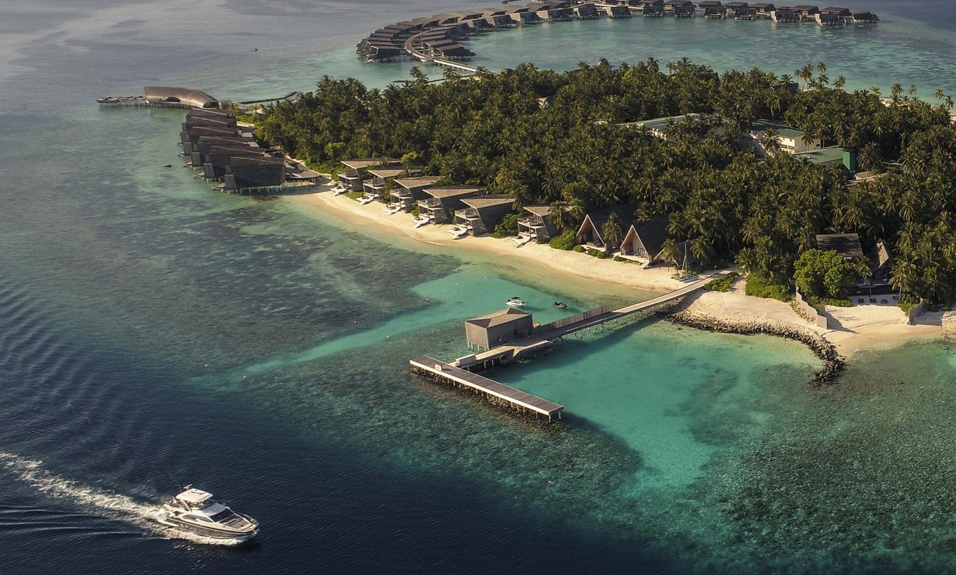 St. Regis Maldives agregará un yate de lujo a sus amenidades
