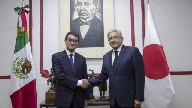 Anuncia equipo de López Obrador visita a Japón en octubre