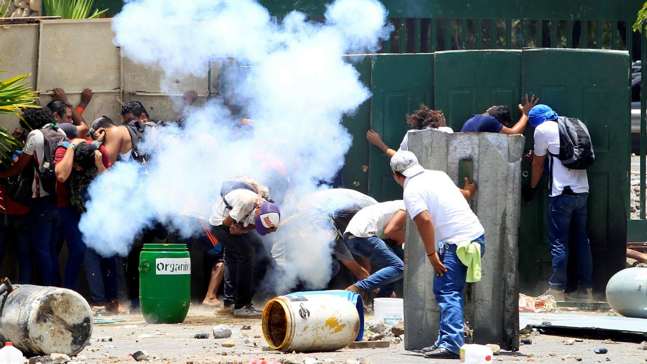 Protestas en Nicaragua causan pérdidas por 1,180 mdd