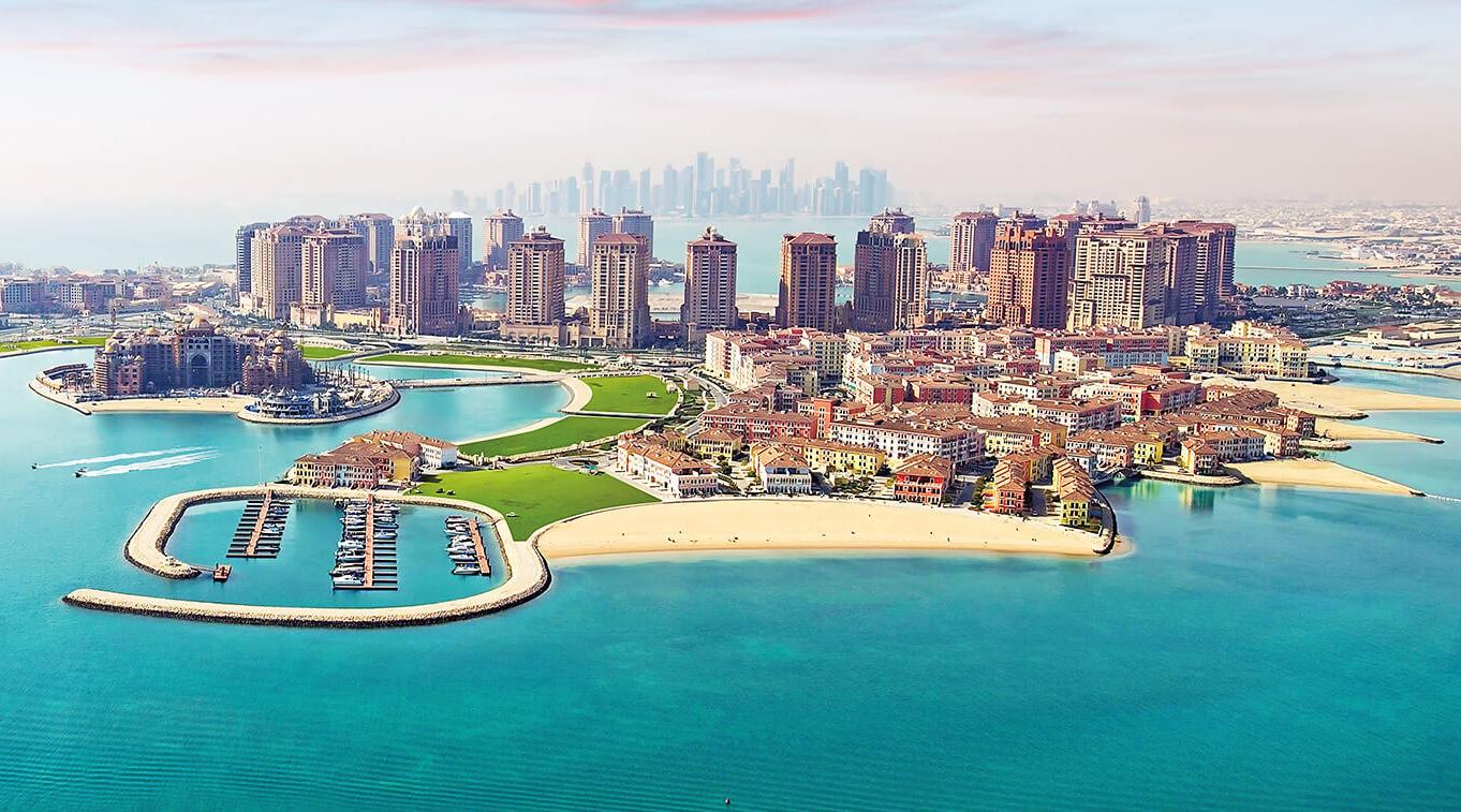 Qatar permite a extranjeros poseer el 100% de empresas en bolsa