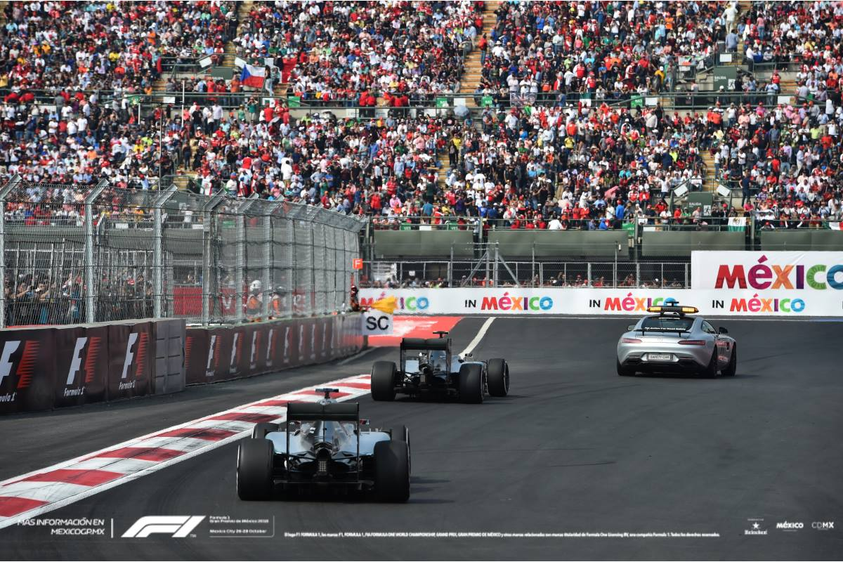 Prepara motores, el Gran Premio de México se acerca