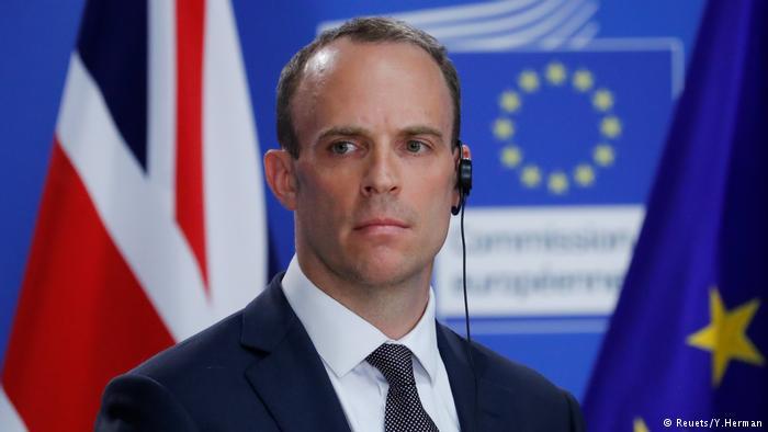 Londres publica documentos sobre una Brexit sin acuerdo