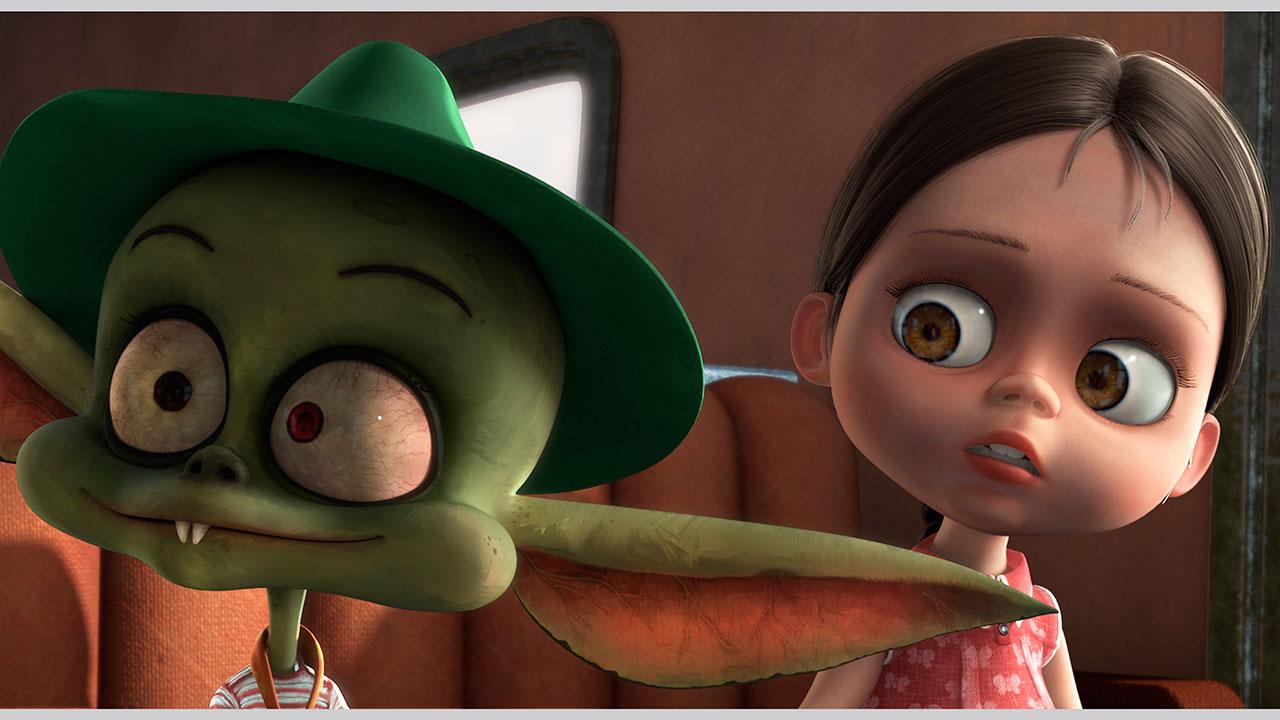 La película animada 'Ana y Bruno' no teme a la polémica. Descubre por qué tienes que verla