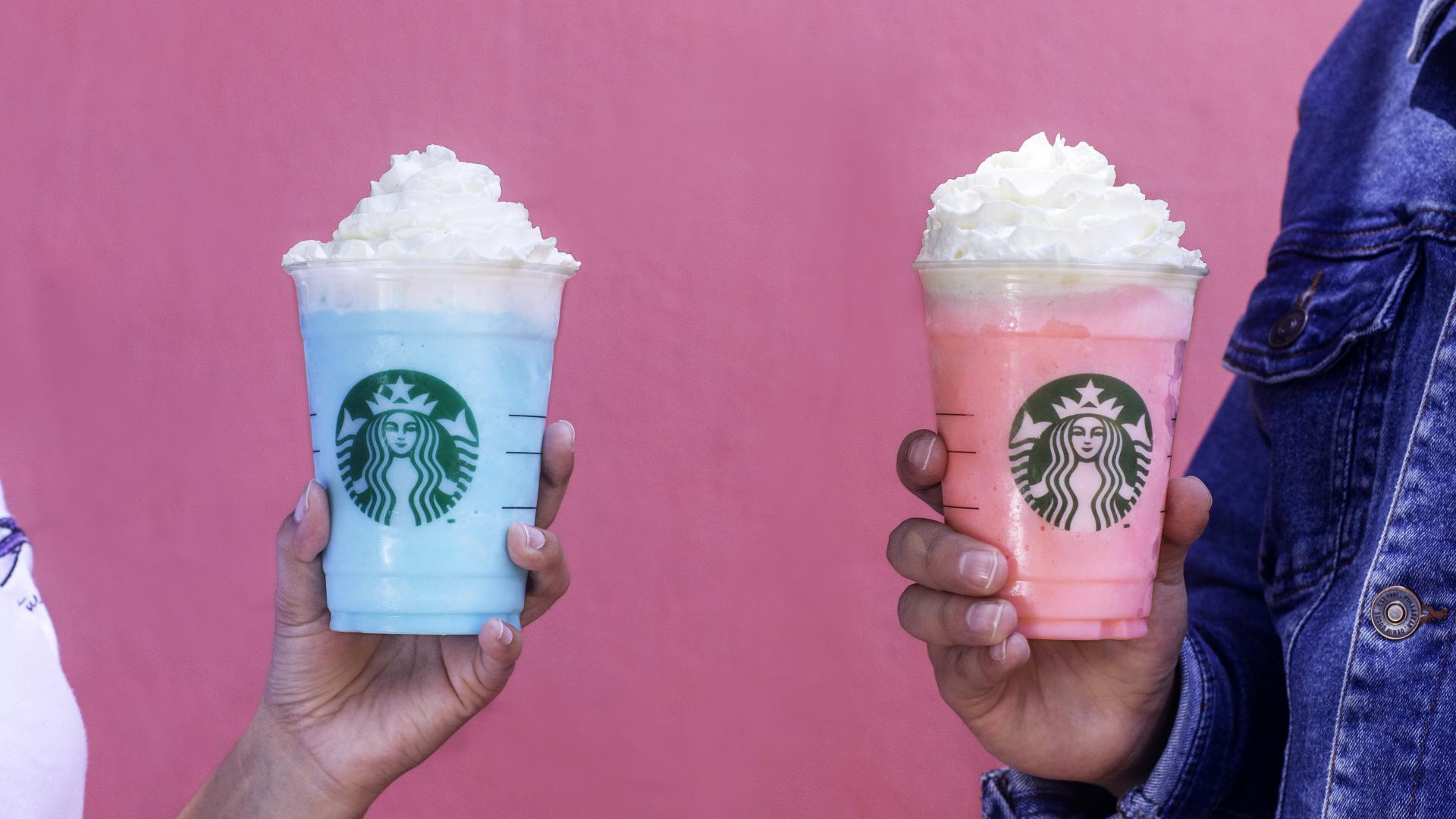 Con este Frappuccino, Starbucks quiere que vuelvas a ser niño