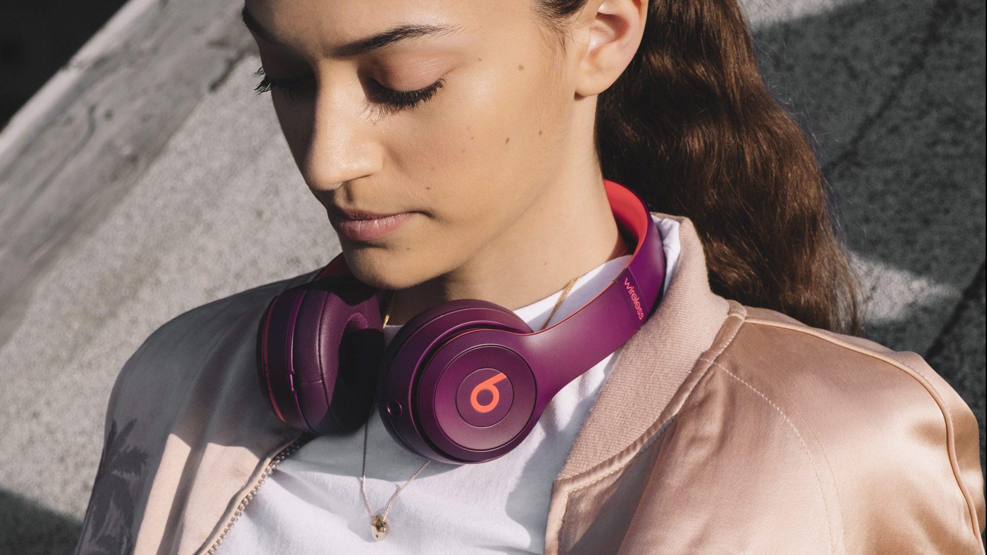 Pop, la colección de Beats inspirada en el color