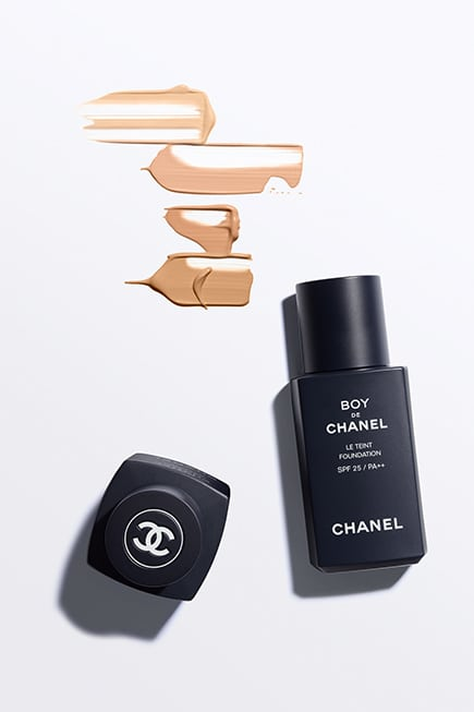 chanel maquillaje