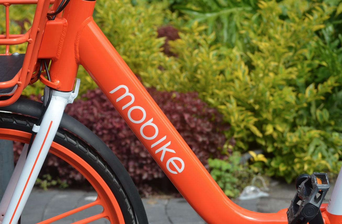 Mobike trae su bicicleta más ligera a la Ciudad de México