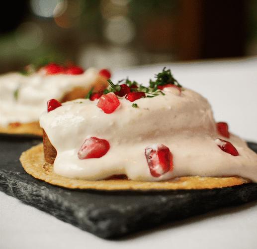 ¿Taco de Chile en Nogada? La entrada perfecta a las fiestas patrias
