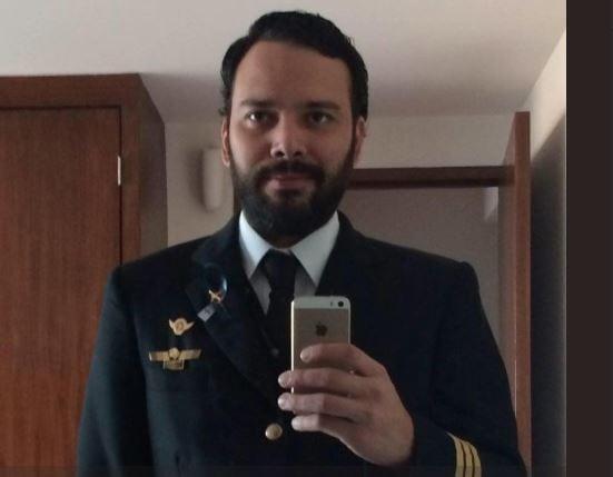 Carlos Galván Meyran, el piloto que salvó la vida de más de 100 personas