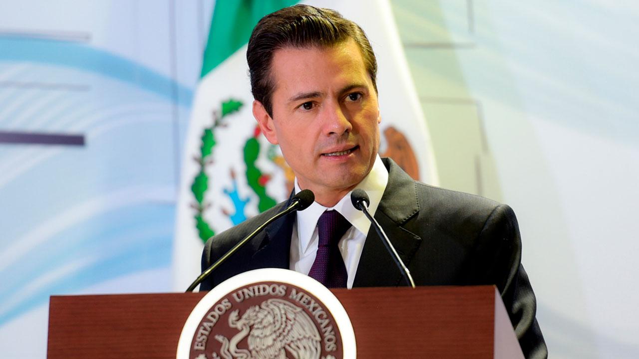 Peña Nieto celebra 'ganar-ganar-ganar' en nuevo acuerdo comercial