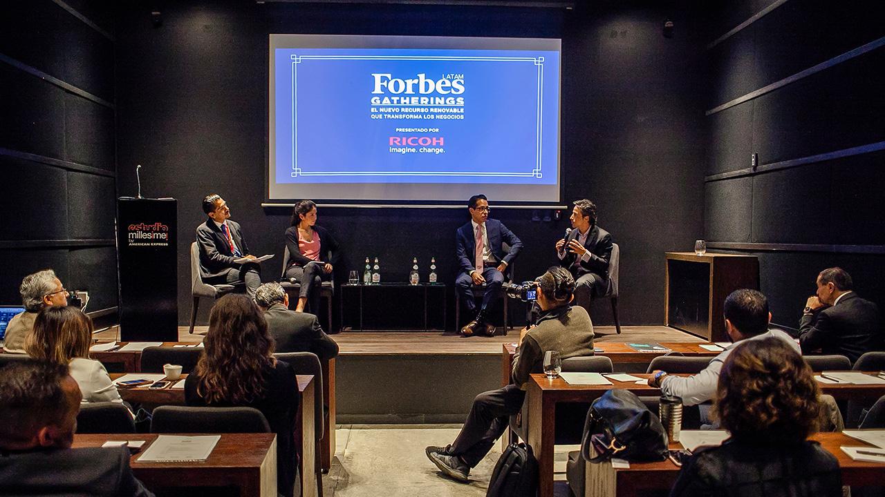 Forbes Gatherings | Transformación digital: la inflexión real de los negocios