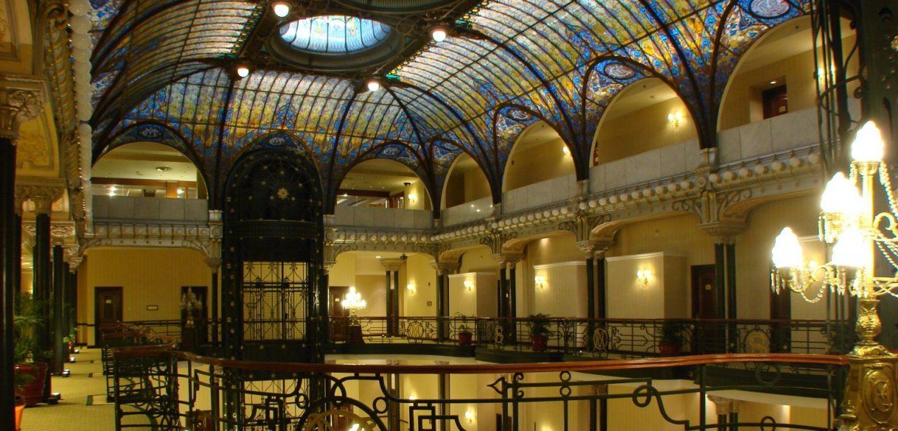 Descubre los hoteles y restaurantes de la CDMX considerados Tesoros de México