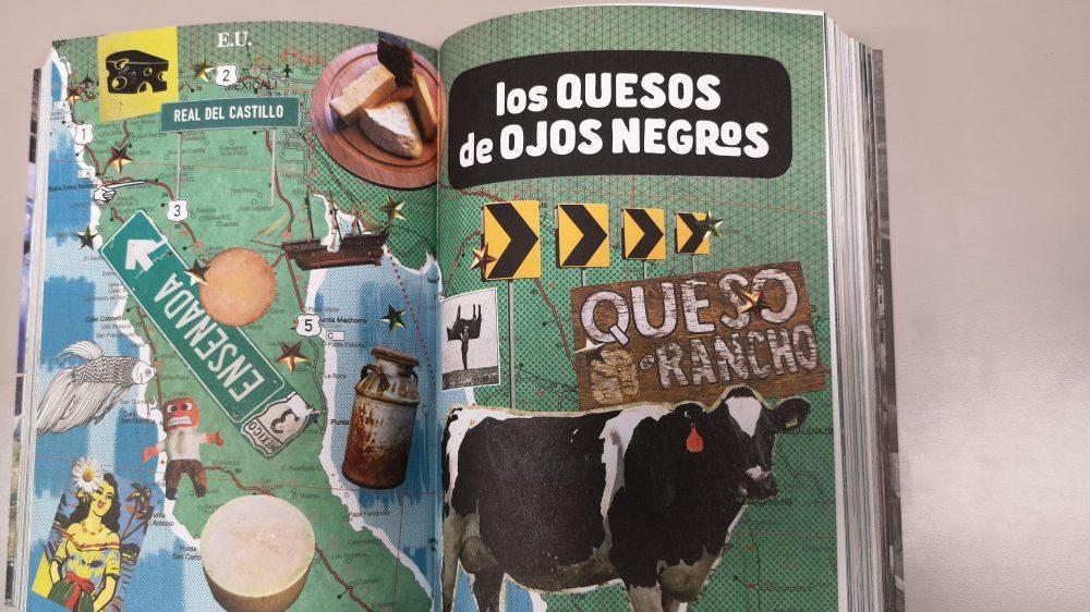 """""""El marciano y la langosta"""", el libro que captura el sabor de La Baja"""