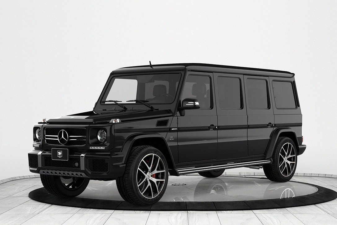 ¿Invertirías un millón de euros en una limusina blindada?