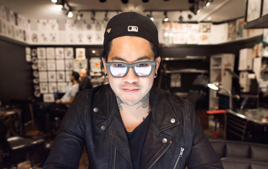 """Quién es JonBoy, """"el tatuador de Los Pinos"""""""