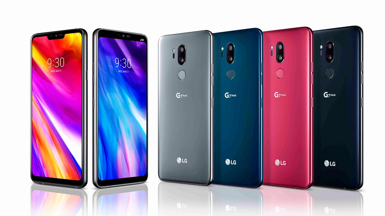LG G7 ThinQ y las 8 claves de un teléfono #bienpensado (inteligente de verdad)