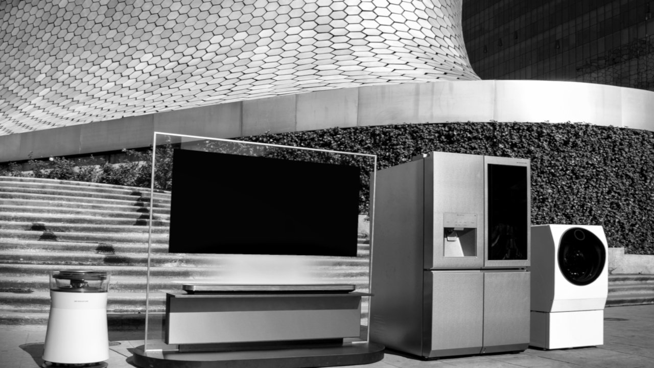 LG SIGNATURE: la esencia más pura del lujo llega a México
