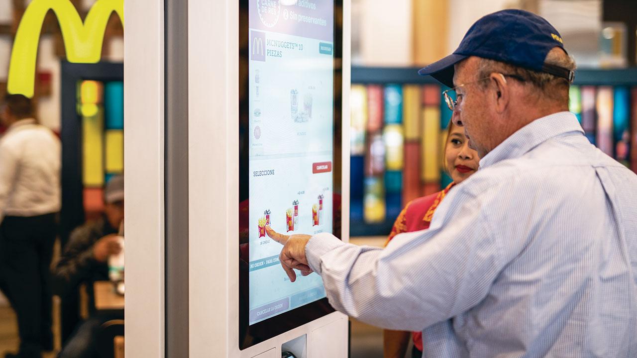 Cadena de comida rápida se prepara para el futuro digital e interactivo