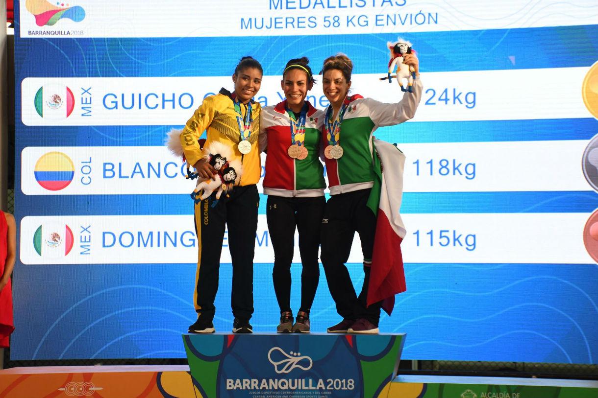Esta chihuahuense de oro quiere ser medallista olímpica en Tokio 2020