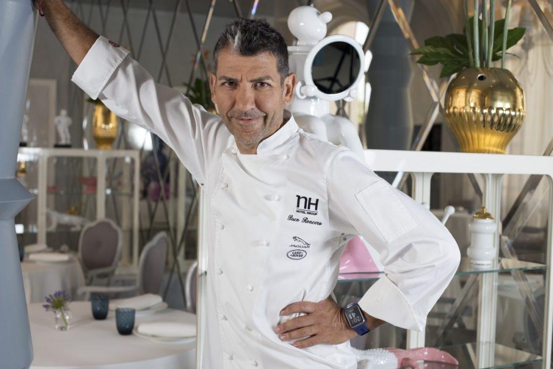 Paco Roncero cocinará en exclusiva en la Ciudad de México