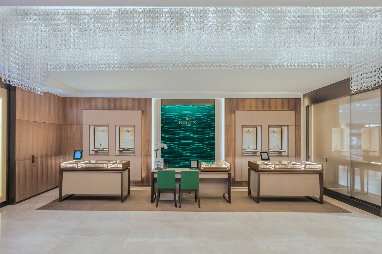 Ultrajewels renueva su espacio Rolex en Luxury Avenue Cancún