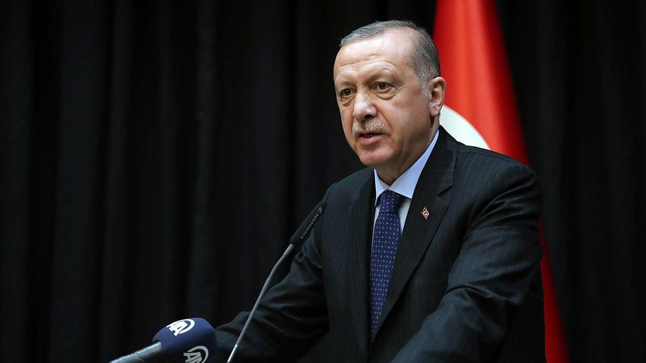 Presidente turco planea con Trump la compra de misiles Patriot