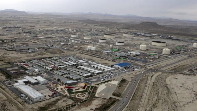 BP alista infraestructura para importar combustible en México