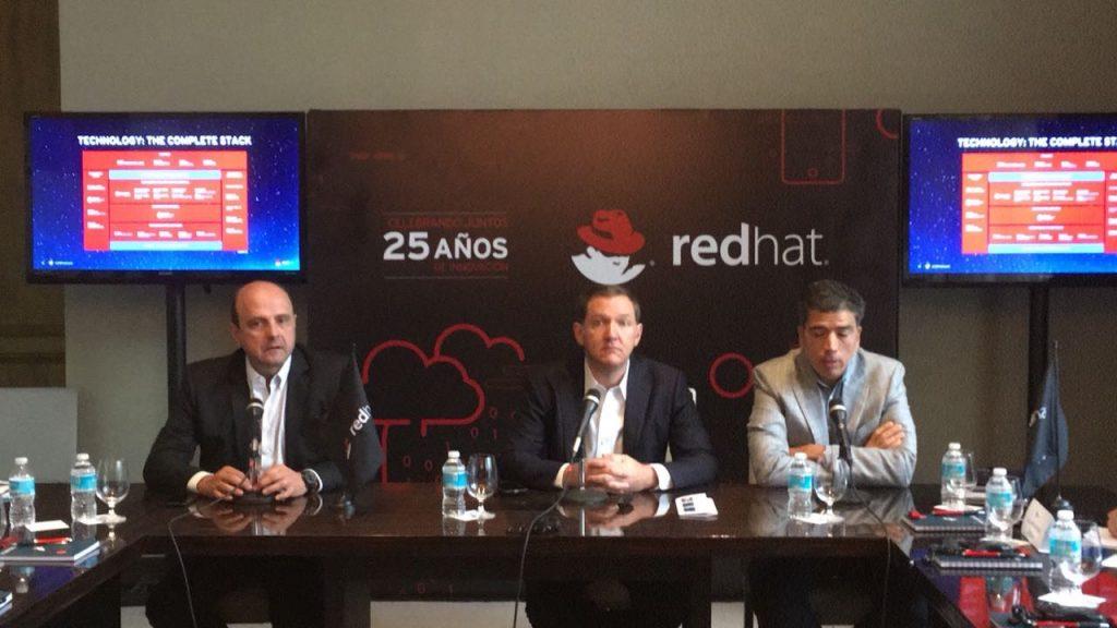 La gente desarrollará la próxima gran innovación, asegura Red Hat