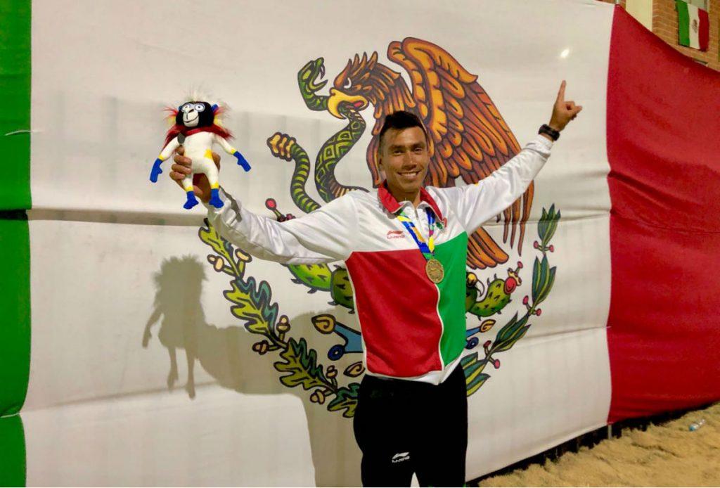 Una medalla contra viento y marea: México se cuelga el primer metal en kiteboarding