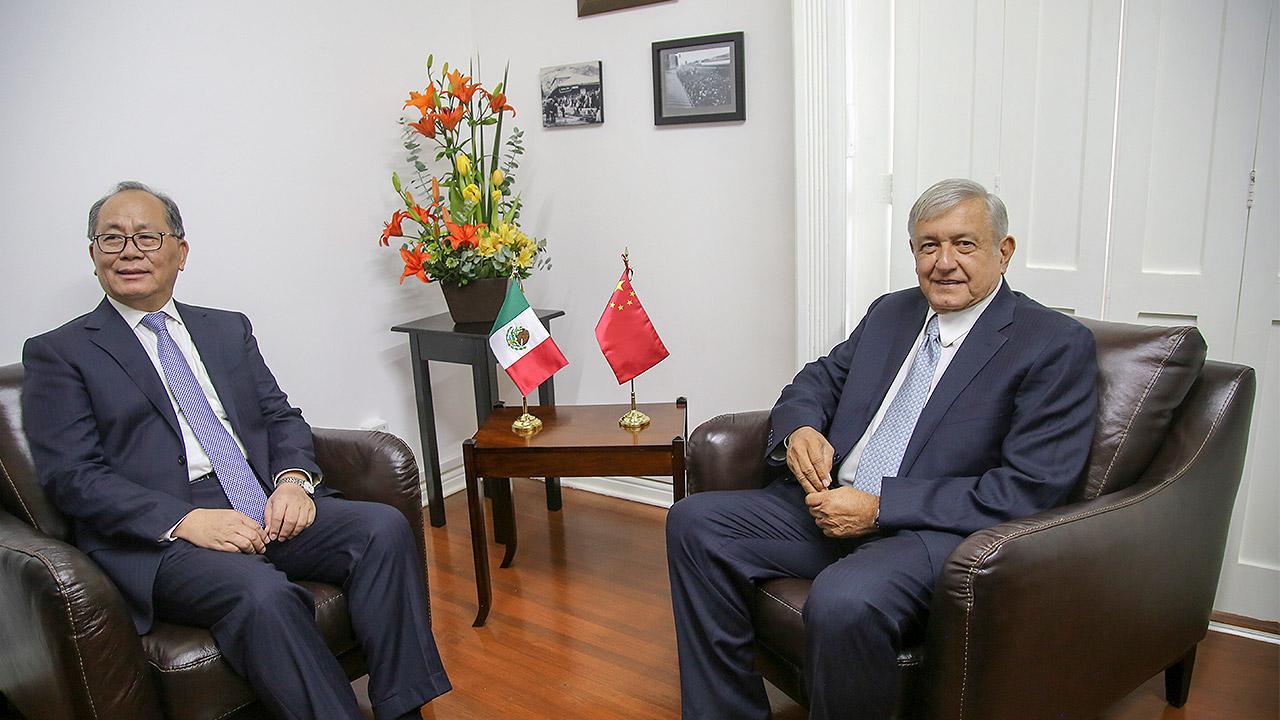 Las razones por las que López Obrador debe priorizar la relación con China