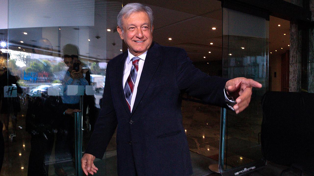 López Obrador se siente satisfecho con acuerdo entre México y EU